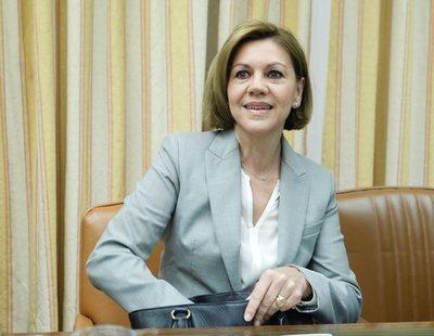 María Dolores de Cospedal será la candidata del PP al Ayuntamiento de Madrid