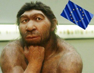 Los europeos son la población con mayores genes neandertales del mundo