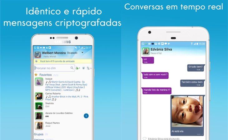 Chat Live Messenger actualiza el Messenger original