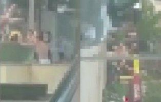 El polémico vídeo de jóvenes desnudos en una fuente de Mallorca que indigna las islas