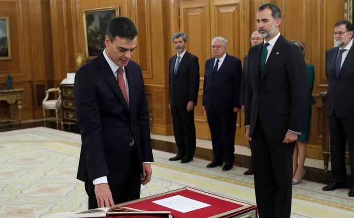 Pedro Sánchez promete ilegalizar la Fundación Francisco Franco