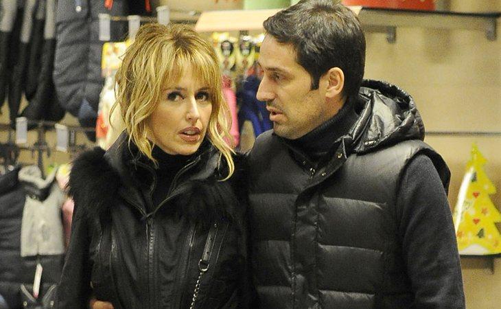 Emma García y su marido Aitor Senar
