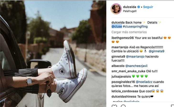 Instagram de Dulceida