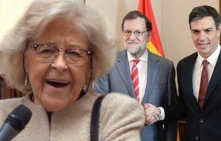 'Señoras que opinan... sobre la salida de Rajoy': ¿Elecciones anticipadas?
