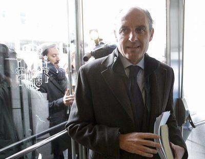 Anticorrupción pide procesar a Camps por prevaricación y malversación por el caso de la F1