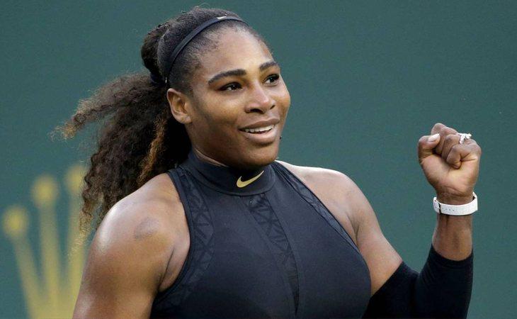 La tenista Serena Williams no aparece en la lista por su baja por maternidad