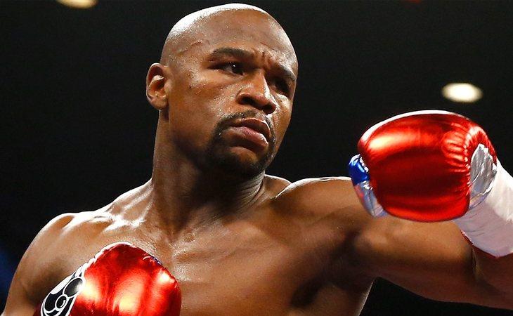 El boxeador Floyd Mayweather, el deportista mejor pagado
