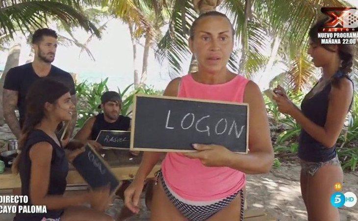 Los detractores de Logan lo llaman 'Logon' por culpa de Raquel