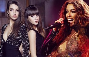 Eleni Foureira confiesa que prefería que 'Lo malo' fuese a Eurovisión