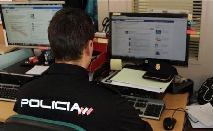 Los agentes han desarticulado el grupo dedicado a distribuir todo tipo de material pedófilo en las redes