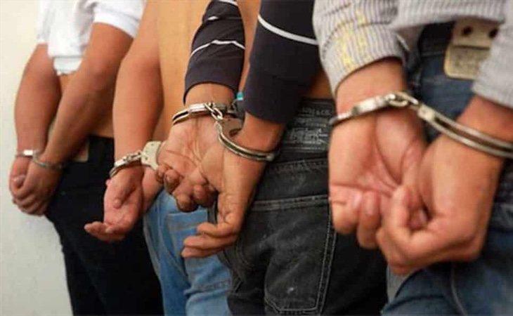La operación deja 24 detenidos y ocho imputados