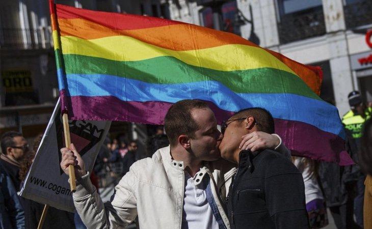 Las agresiones homófobas están creciendo durante los últimos años