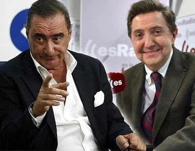 Losantos, Carlos Herrera... la derecha mediática se posiciona a favor de Pedro Sánchez