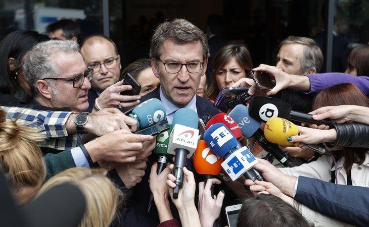 El presidente de la Xunta ha sabido salir airoso de la corrupción que le rodea