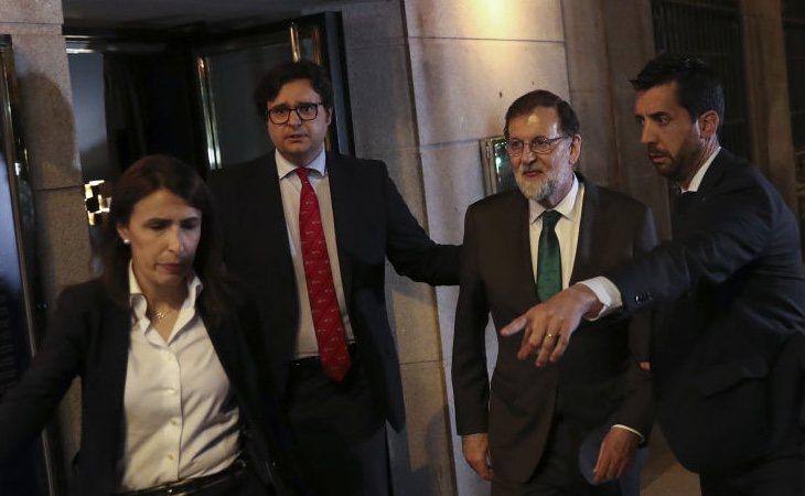 Mariano Rajoy quiere iniciar una nueva vida alejado de los focos