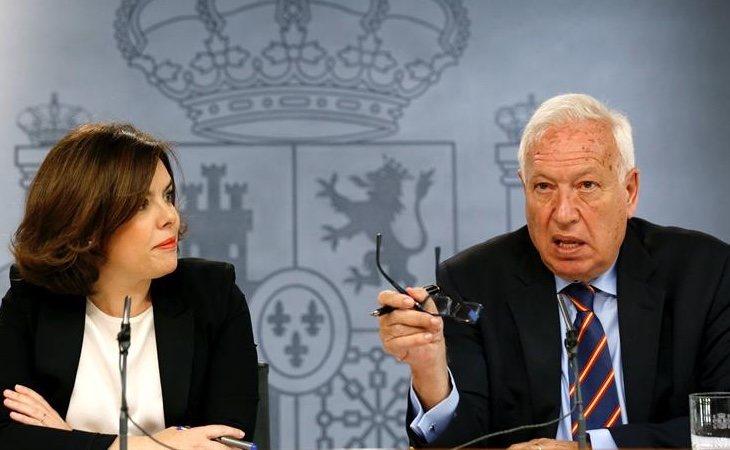 El antiguo G-8 intentará anular la candidatura de Soraya