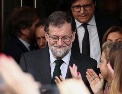 """Rajoy empieza una nueva etapa para volver al anonimato: """"Ahora toca vivir la vida"""""""