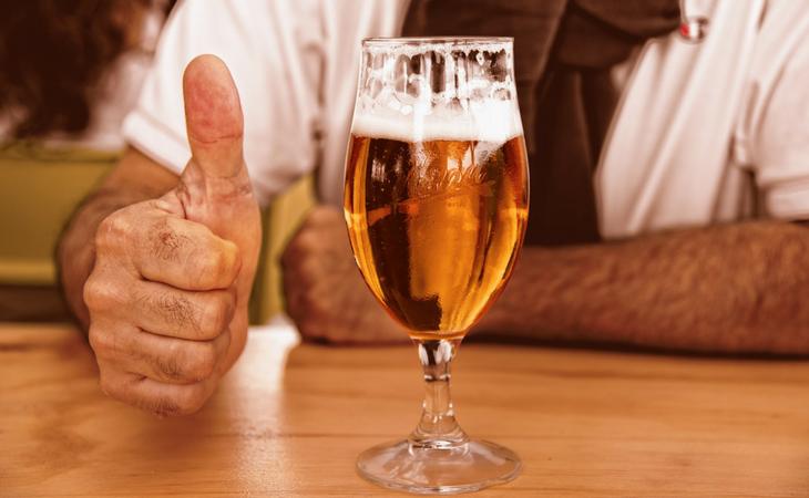 El consumo de cerveza no es para nada nocivo