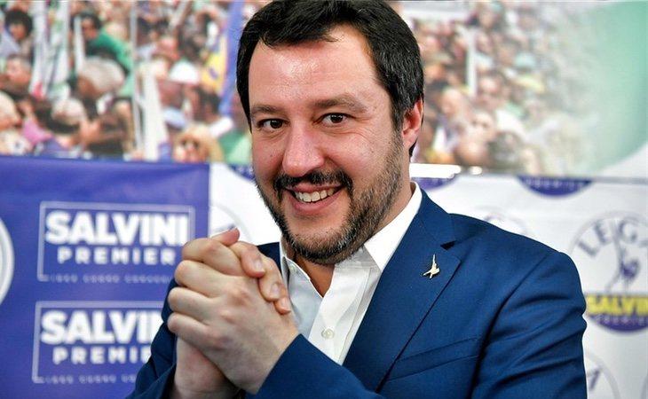 Salvini es el responsable de abandonar el Aquarius a la deriva