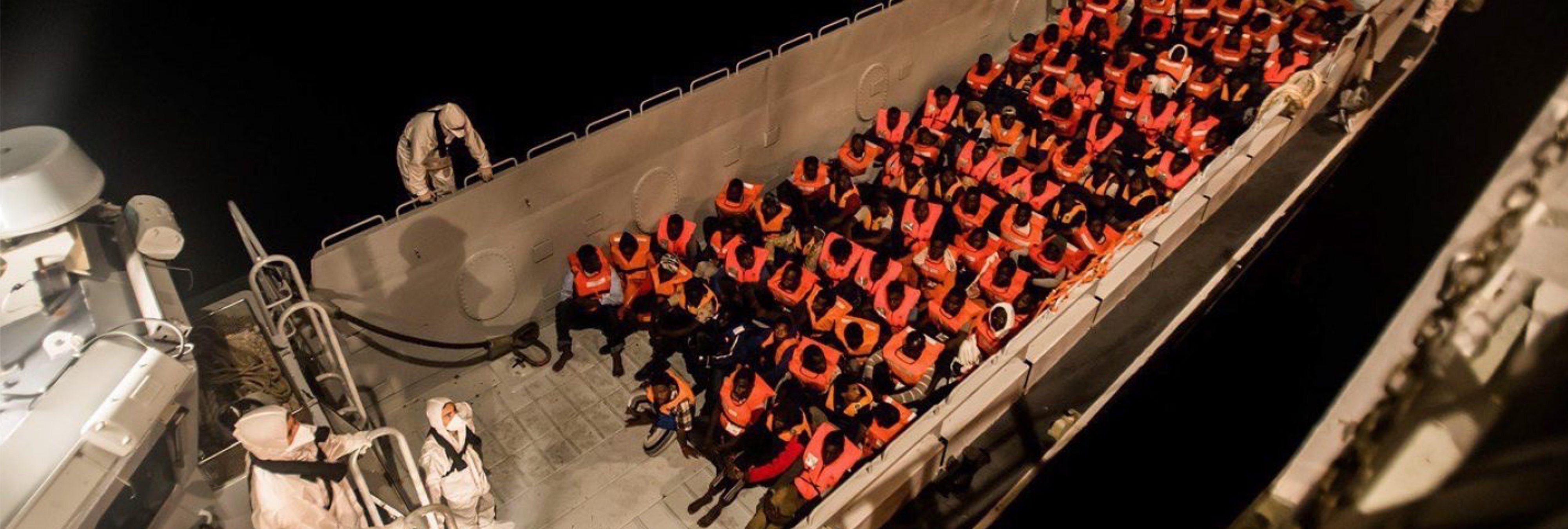 El barco Aquarius, el compromiso con los refugiados y el papel de Europa