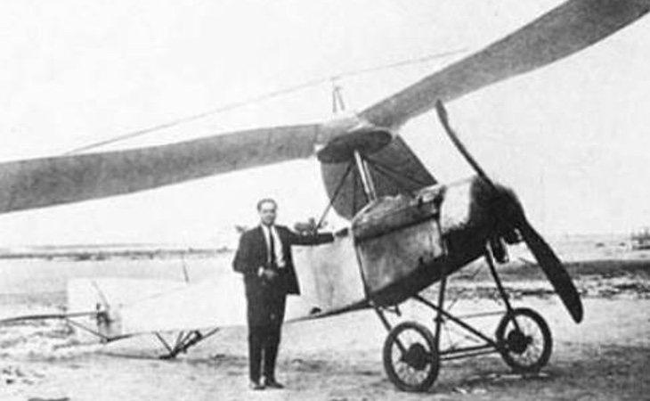 El autogiro de Juan de la Cierva fue todo un éxito