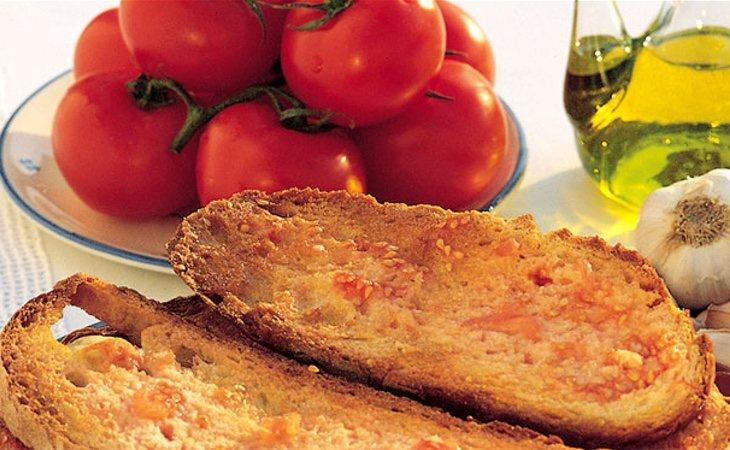 El pa amb tomaquet, gran orgullo catalán, debe mucho a Murcia