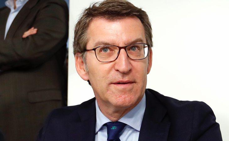 Alberto Núñez Feijóo, el favorito del aparato del PP