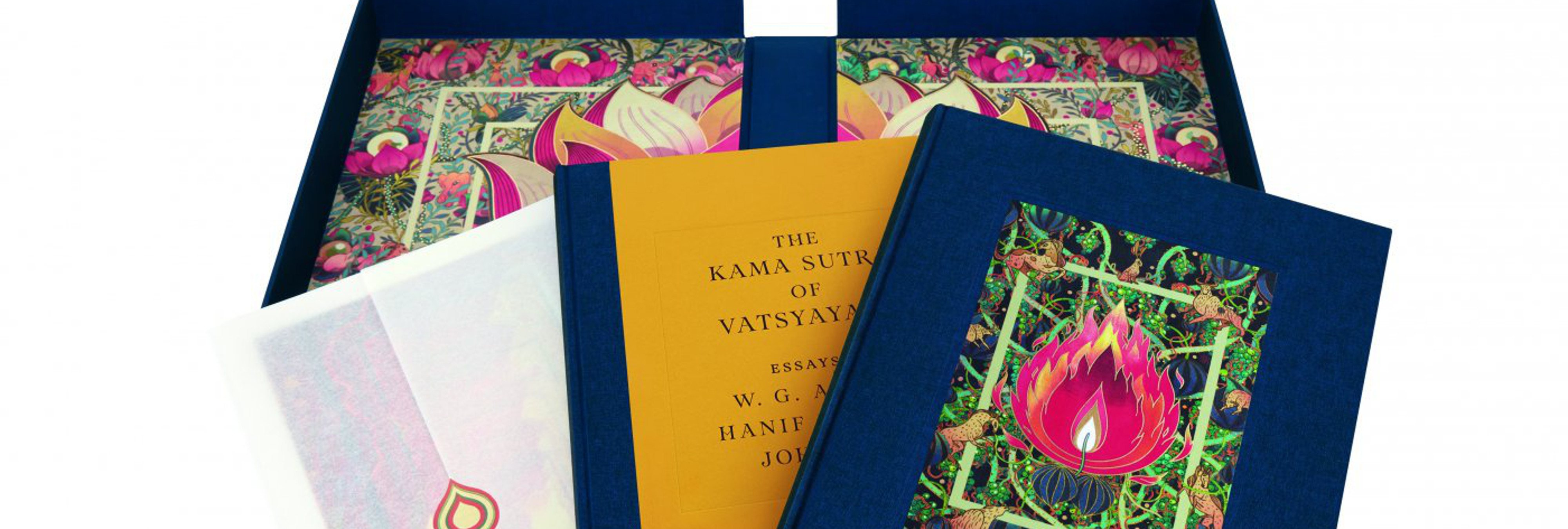 El 'Kama Sutra' no es ningún libro de posturas sexuales, es mucho más que eso