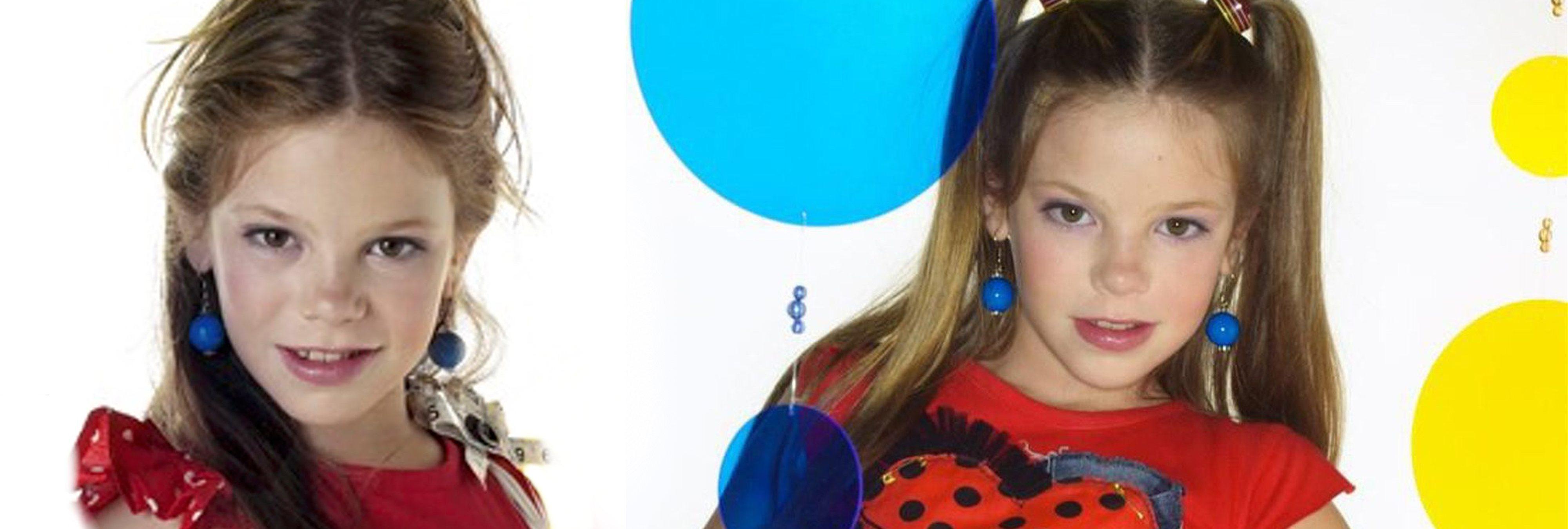 El increíble cambio de María Isabel: de Eurovisión Junior a ser la nueva Kim Kardashian