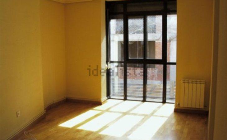 El anuncio del piso de alquiler en Idelista