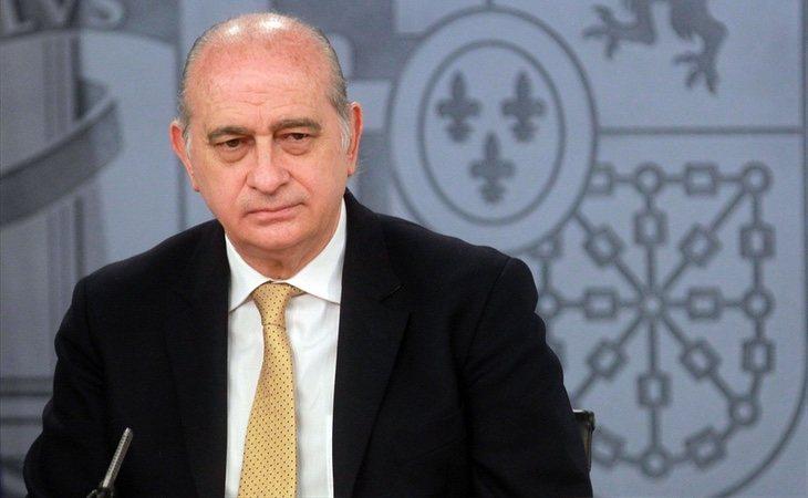 Fernández Díaz fue sustituido por Zoido al frente del Ministerio del Interior