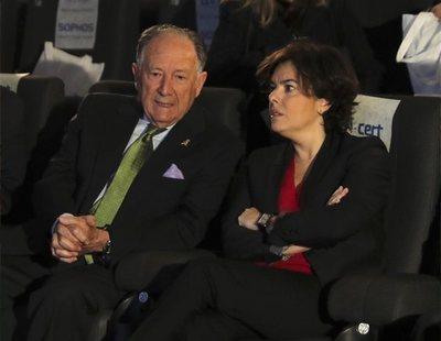 ¿Quién es Félix Sanz Roldán, la mano derecha de Soraya en el CNI que mantiene Sánchez?