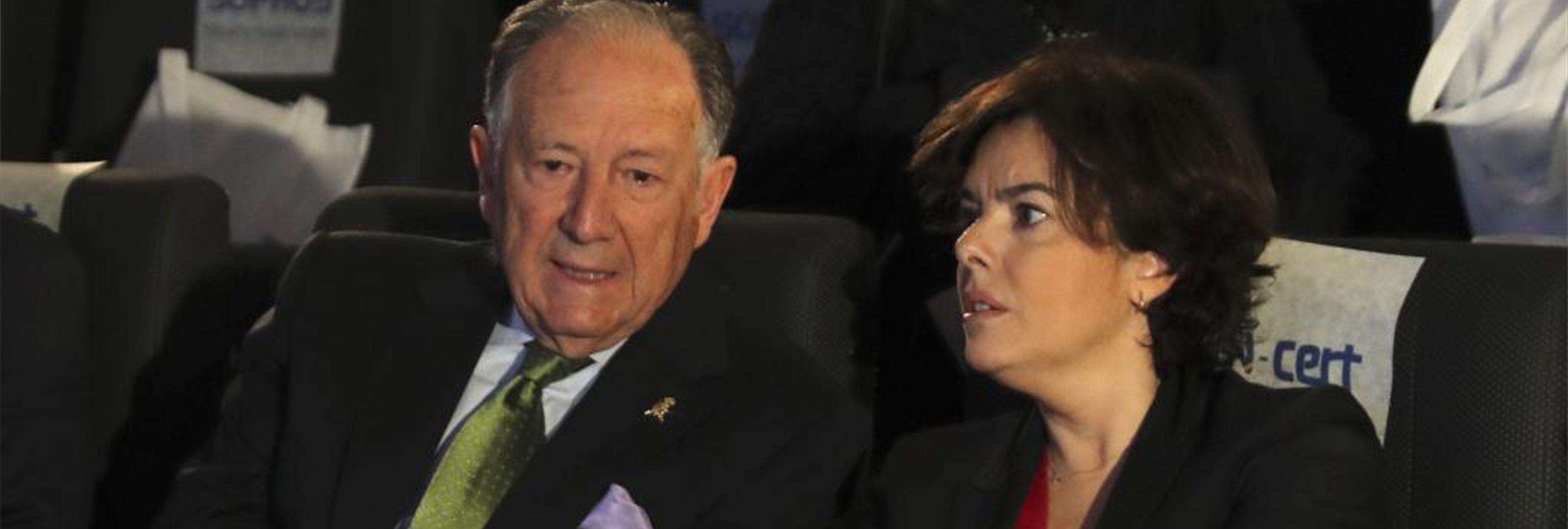¿Quién es Félix Sanz Roldán, la mano derecha de Soraya en el CNI que mantendrá Sánchez?