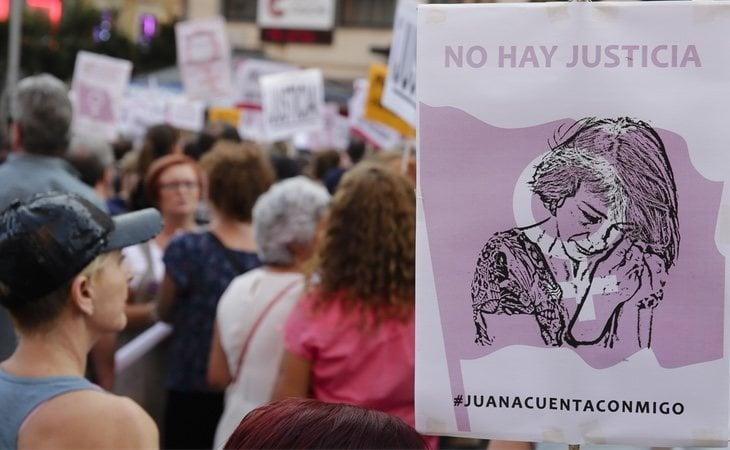 El juez que se encarga del caso de Juana condenó en 2011 a una mujer por denuncia falsa