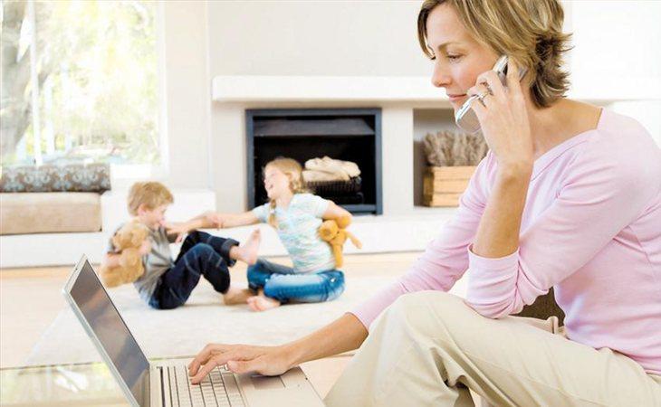 Conciliación familiar no es que los hijos pasen mas tiempo en el colegio