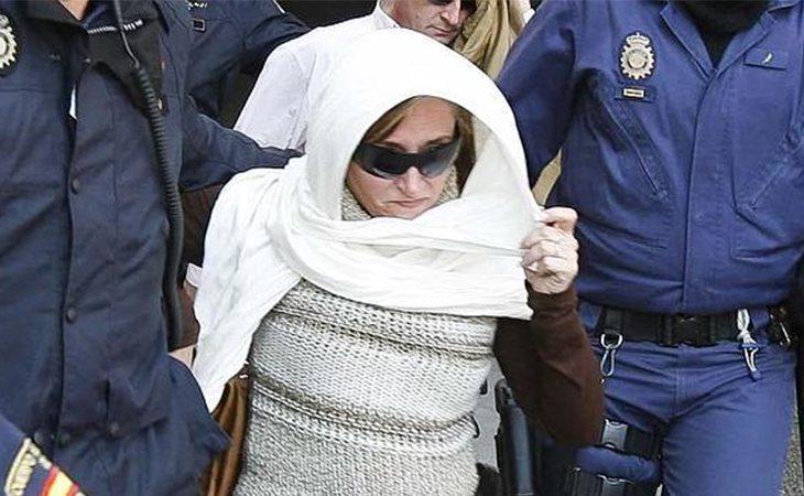 Rosalía Inmaculada García, madre de 'El Cuco'