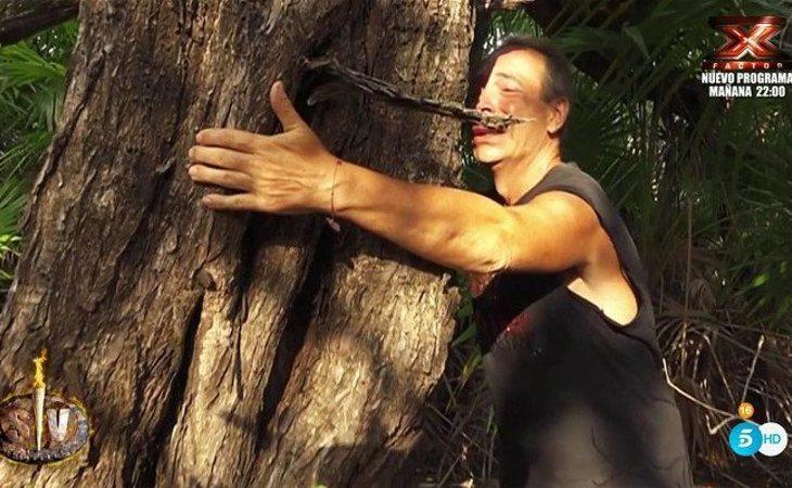 El adivino le pidió perdón al árbol con el que se tropezó