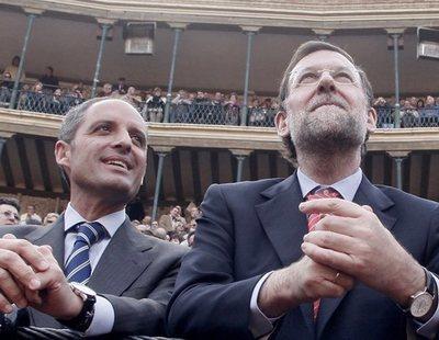 Parte de la campaña de Mariano Rajoy de 2008 se sufragó con comisiones de la F1