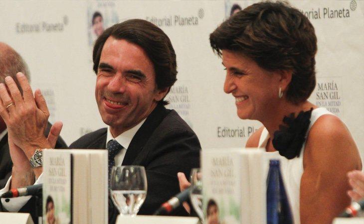 Algunos sectores del partido apuestan por resucitar a María San Gil