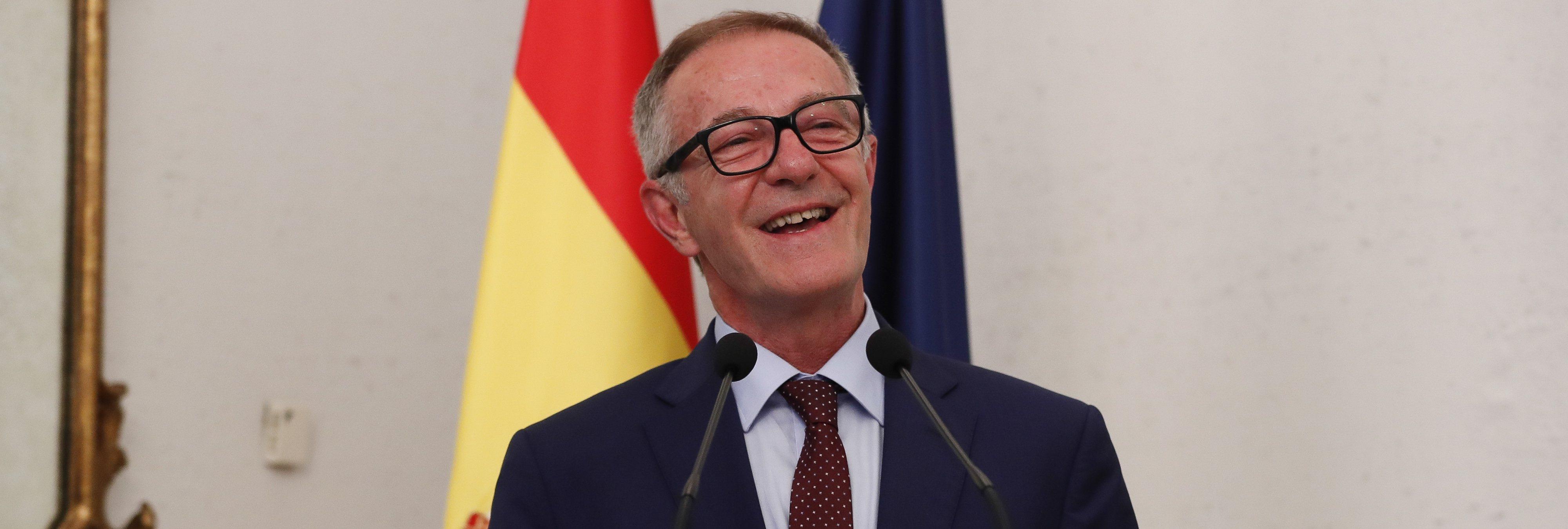 """El nuevo ministro de Cultura sostiene que la tauromaquia """"es un juego primitivo"""""""