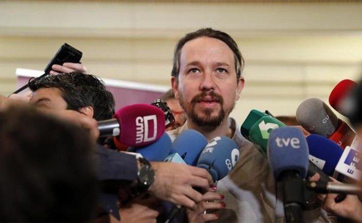 El líder de Podemos, Pablo Iglesias, ha propuesto legalizar la marihuana