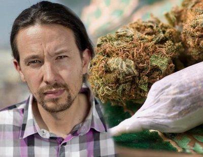 ¿Cómo repercutiría la propuesta de Podemos de legalizar la marihuana?