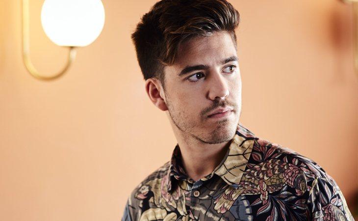 Roi Méndez presenta su primer single, 'Por una vez más'
