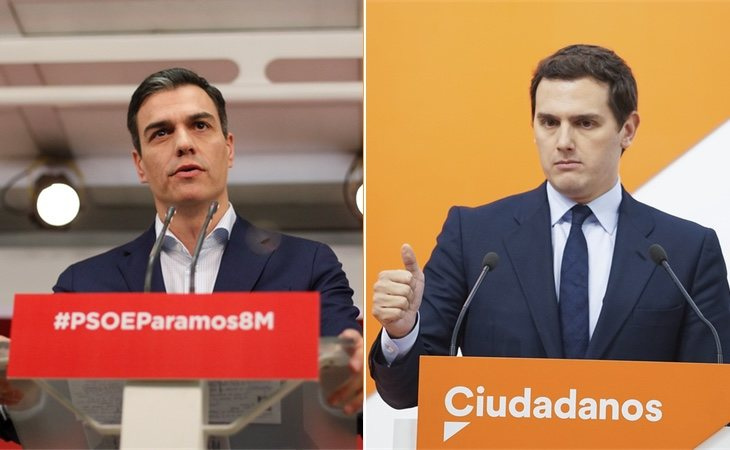 Ciudadanos y PSOE se disputarían la presidencia