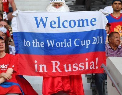 Primera agresión homófoba durante el Mundial de Fútbol en Rusia
