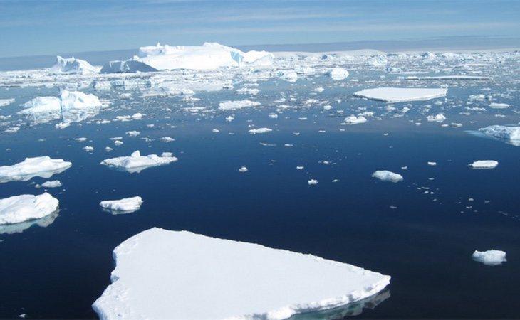El deshielo en la Antártida ha alcanzado ya valores preocupantes