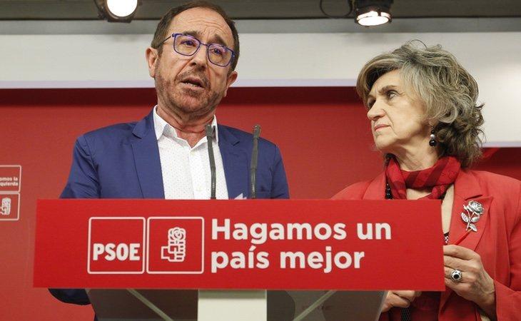 Perelló presentará la propuesta a la Ejecutiva del partido este lunes
