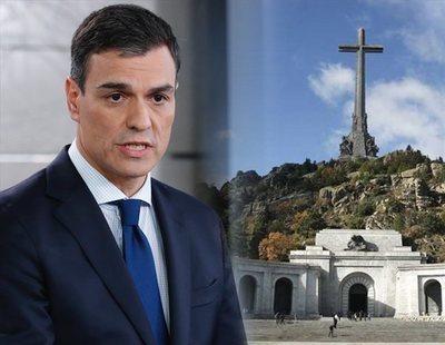 El Gobierno se dispone a sacar a Franco del Valle de los Caídos