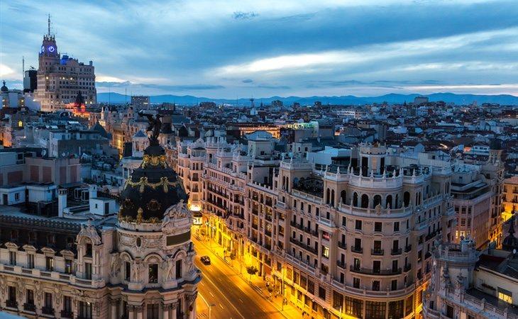 Madrid vive un serio problema de burbuja inmobiliaria