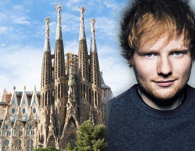 La relación entre los planes originales de Gaudí para la Sagrada Familia y Ed Sheeran